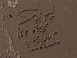 Sand in my Veins